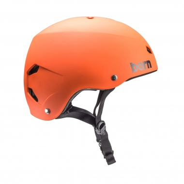 Casque BERN MACON EPS Orange