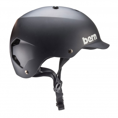 Casco BERN WATTS EPS Nero