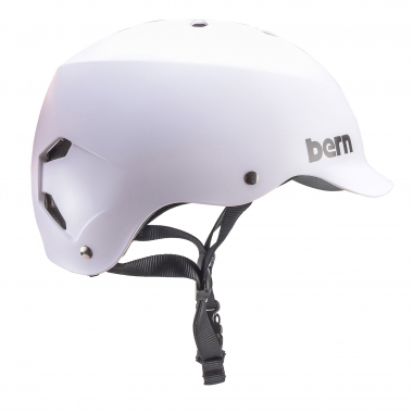 Casque BERN WATTS EPS Blanc