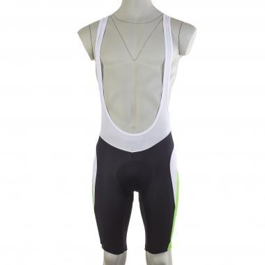 Pantaloncini con Bretelle ZERO RH+ SPACE Nero/Verde/Bianco 2017