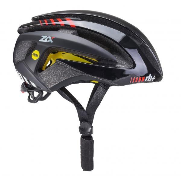 c72f67ecc ZERO RH+ Z ALPHA MIPS Helmet Black - Probikeshop