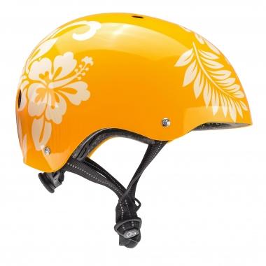 Casco NUTCASE STREET HULA VIBE Naranja