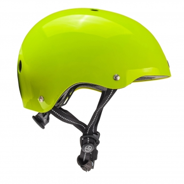 Casque NUTCASE STREET ELECTRIC OLIVE Vert