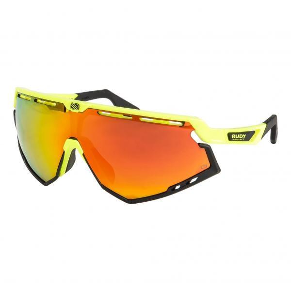 Óculos RUDY PROJECT DEFENDER Amarelo Iridium 2019 - Probikeshop d88f8ee983