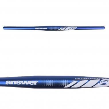 Cintre ANSWER PROTAPER 685 XC Plat 31,8/685 mm Bleu