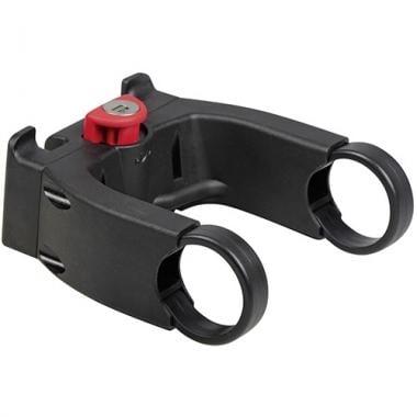 Abrazadera de cesta para manillar VAE KLICKFIX con cierre