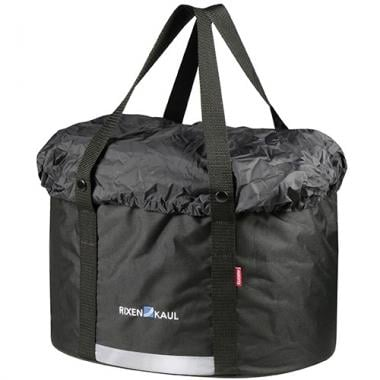 Cesta KLICKFIX SHOPPER PLUS Negro