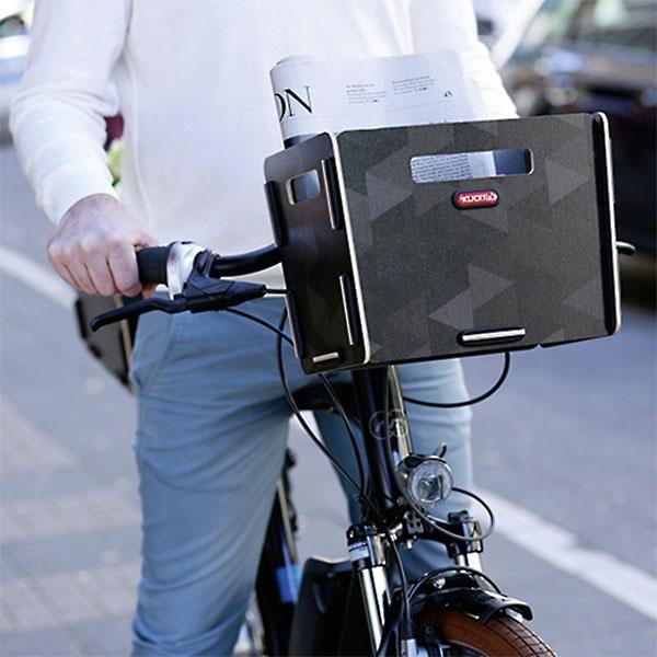 fahrradkorb vorne klickfix radkiste probikeshop. Black Bedroom Furniture Sets. Home Design Ideas