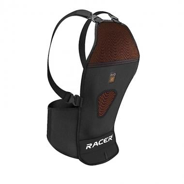 Dorsale RACER VIPER ADULT Noir