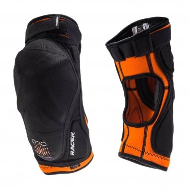 Coudières RACER PROFILE Noir/Orange