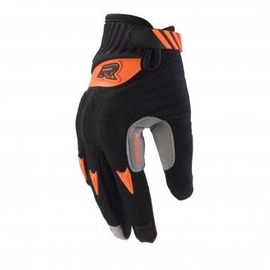 Gants RACER ROCK Noir/Orange D30