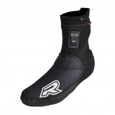 Couvre-Chaussures RACER E-COVER Chauffants Noir