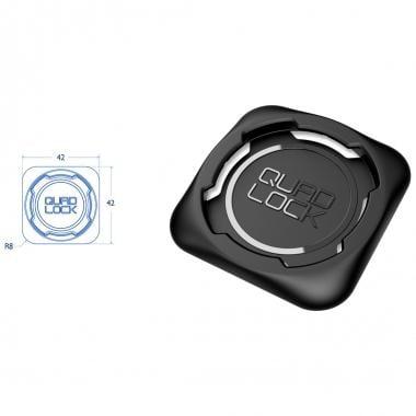 Kit di Fissaggio per Manubrio/Attacco QUADLOCK BIKE KIT Universal Fit