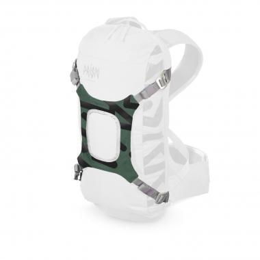Portacasco para mochila modular PRISM E-HELMET Verde/Negro