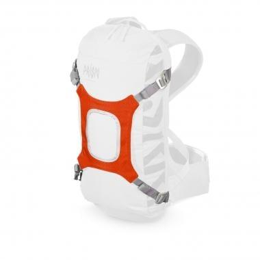 Portacasco para mochila modular PRISM E-HELMET Naranja