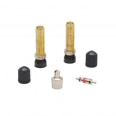 Válvulas Tubeless NO-FLATS JOES SCHRADER 36 mm (x2)