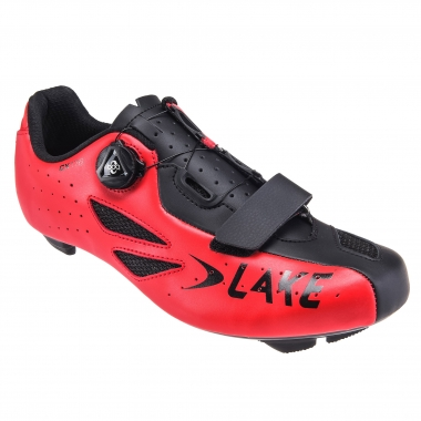 Zapatillas Carretera LAKE CX 176 Rojo 2017