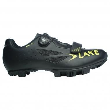 Zapatillas MTB LAKE MX 176 Negro 2017