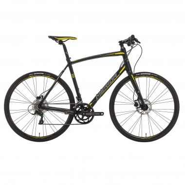 Vélo de Fitness MERIDA SPEEDER 200 Noir/Jaune