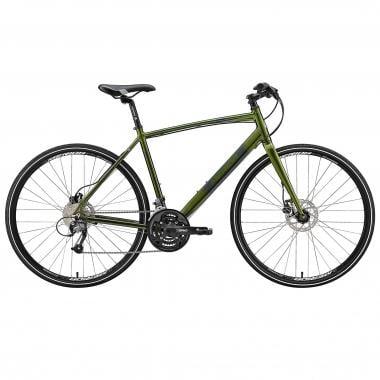 Vélo de Ville MERIDA CROSSWAY URBAN 40 Vert