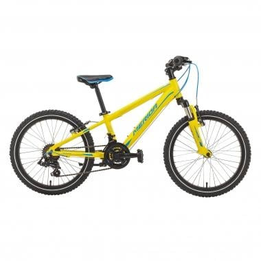 "VTT MERIDA MATTS JUNIOR 20"" Jaune/Bleu 2017"