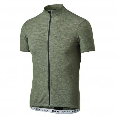 Maillot PEDALED KAIDO Manches Courtes Vert 2017