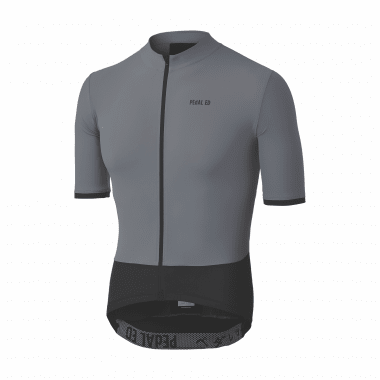 Maillot PEDALED HEIKO Manches Courtes Gris