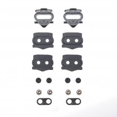 Kit de Cales HT COMPONENTS X1 pour Pédales X1/X2/T1 4°