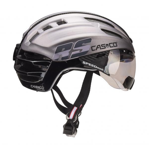 81efa51a4ce66 CASCO SPEEDAIRO RS Helmet Dark Grey - Probikeshop