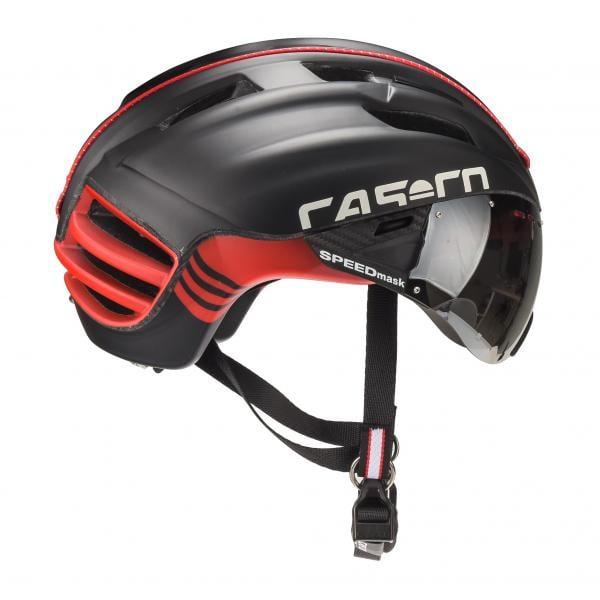 1e34e4ff77130 CASCO SPEEDSTER-TC PLUS Helmet Black Red - Probikeshop