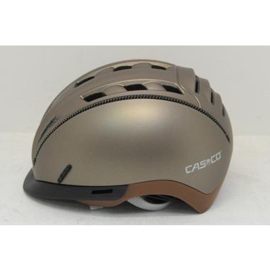 CDA - Casque Urbain CASCO ROADSTER Olive - Taille Casque S - 50/54 cm
