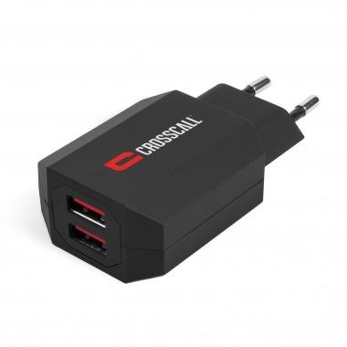 Carregador Duplo USB CROSSCALL