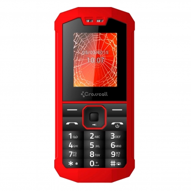 Cellulare CROSSCALL SPIDER X1 Rosso