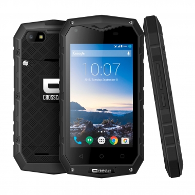 Smartphone CROSSCALL ODYSSEY S1 Negro/Gris