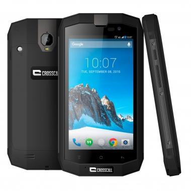 Smartphone CROSSCALL TREKKER X2 Negro