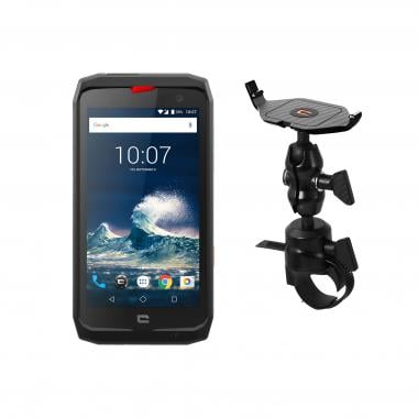 Pack Promo - Smartphone CROSSCALL ACTION X3 Noir + 1 Support Smartphone CROSSCALL X-BIKE Offert