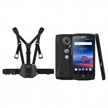 Pack Promo - Smartphone CROSSCALL TREKKER X4 + 1 Harnais CROSSCALL X-CHEST Offert