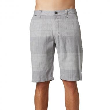 Pantaloni Corti FOX ESSEX PLAID Grigio