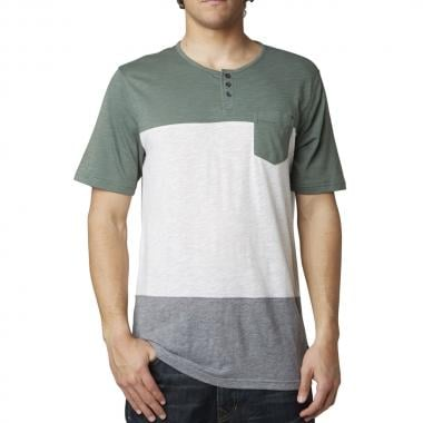 T-Shirt FOX OBTUSE Verde/Gris