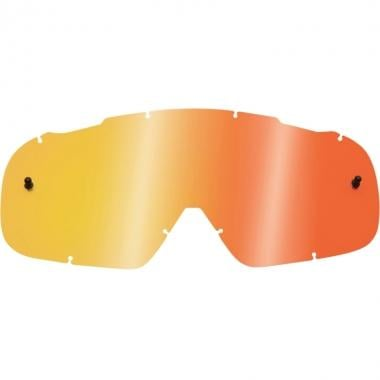 Lente para gafas máscara FOX SPARK MAIN Rojo