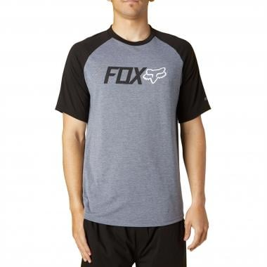 T-Shirt FOX WARMUP Grigio