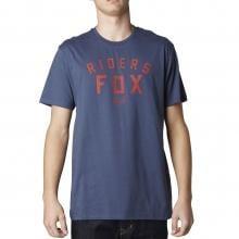 T-Shirt FOX D.T.R. Bleu