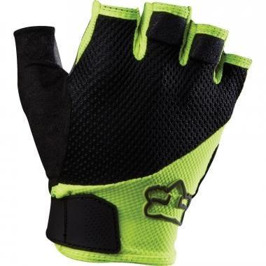 FOX REFLEC GEL Short Finger Gloves Yellow 2016