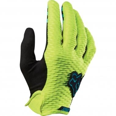 FOX LYNX Women's Gloves Neon Yellow 2016