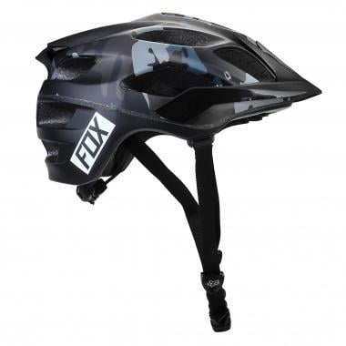 Casco FOX FLUX CAMO Negro