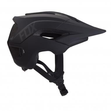 Casco FOX METAH BLACK Negro