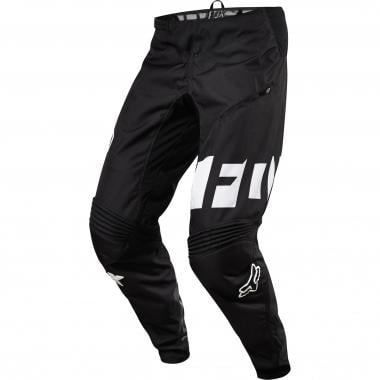 Pantalón FOX DEMO DH Negro/Blanco 2016