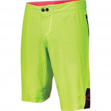 FOX ATTACK Shorts Neon Yellow 2016