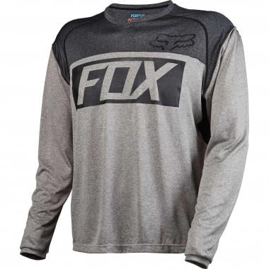 Maillot FOX INDICATOR Manches Longues Gris