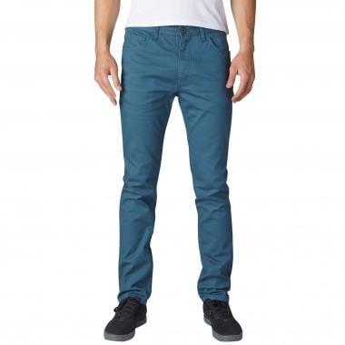 Pantalón FOX BLADE Azul 2016